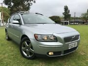 2005 Volvo V50 MY04 SE Silver 5 Speed Automatic Wagon Somerton Park Holdfast Bay Preview