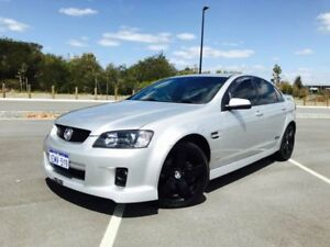 2009 Holden Commodore VE MY09.5 SS-V Silver 6 Speed Manual Sedan Beckenham Gosnells Area Preview