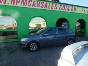 2007 Holden Astra AH MY07 CD Silver 5 Speed Manual Hatchback Nailsworth Prospect Area Preview