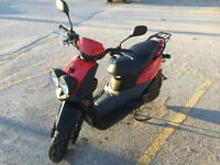 2013 YAMAHA BWS 50 EXCELLENT SHAPE FOR SALE! $2000OBO
