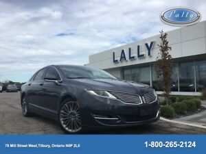 2014 Lincoln MKZ Leather, Navigation, Rear View Video Camera!!