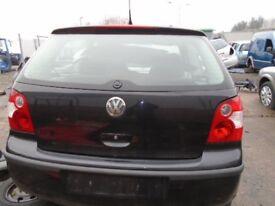 VW POLO PASS SIDE REAR LIGHT, 02-05