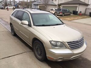 2006 Chrysler Pacifica SUV Crossover