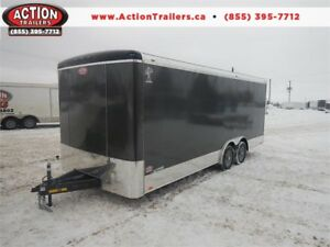 2018 8X20 ATLAS - SCREWLESS & EXTRA HEIGHT - SAVE WITH ACTION!!