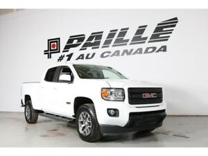 2018 GMC Canyon All Terrain avec cuir 4RM