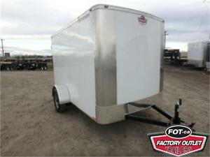 *IN-STOCK* 6 X 10 CARGO TRAILER *-* ONLY $3,665 TAX IN PRICE *-*