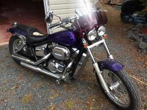2003 750 Honda Shadow Spirit