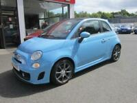 Abarth 500 Abarth fiat 500 Convertible PETROL MANUAL 2014/14