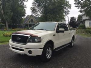 2008 Ford F-150 LARIAT LIMITED 4X4 TV DVD 7999$ 514-692-0093