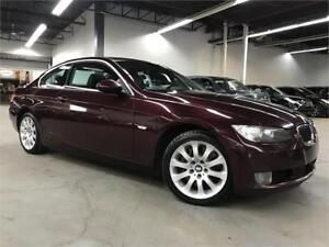 BMW 335XI COUPE 2008 / MANUELLE / 8 MAGS / 128400KM!