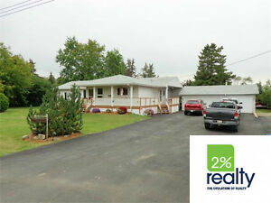1 Acre Just Outside RD - Extensively Remodelled- By 2% Realty