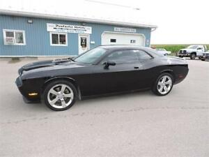 2009 Dodge Challenger R/T,HEMI, LEATHER, RMT START, ONLY 108000