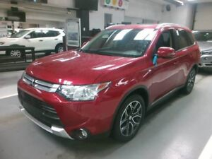 Mitsubishi Outlander GT 4X4 S-AWC CUIR/TOIT/7PASS/CAMRECUL