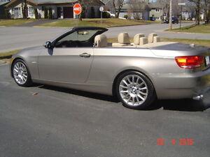 BMW 328 I DÉCAPOTABLE