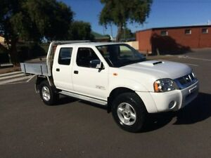 2012 Nissan Navara D22 Series 5 ST-R (4x4) 5 Speed Manual Dual Cab Pick-up Clarence Gardens Mitcham Area Preview