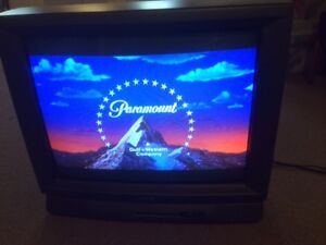 "Toshiba 29"" CRT TV + remote + cable + manual"