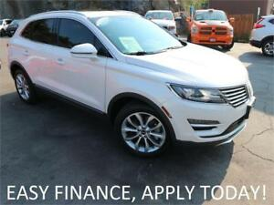 2015 Lincoln MKC AWD! LOADED! NAV! MOONROOF! HEATED LEATHER!