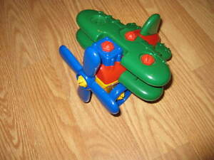 toy airplane great toddler toy