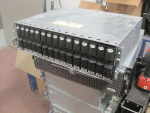 Emc2 Dell Ktn-stl4 15-bay 4gb FC Fibre Channel Storage Array Enc