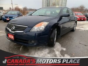 2008 Nissan Altima 2.5 S 2.5 S WOW CLEAN!!!