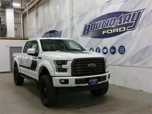 SALE PRICE $66,995 NEW 2017 Ford F-150 Lariat Special Edition