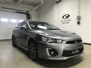 2017 Mitsubishi Lancer GTS *LOW Kms(8221km!!!) *Sunroof AND MORE