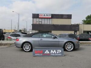 2004 BMW 6 Series 645Ci CONVERTIBLE SOFT TOP LOW MILES ALLOYS