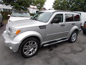 "2008 Dodge Nitro RT 4x4 "" Toit-Ouvrant "" Mags 20 """
