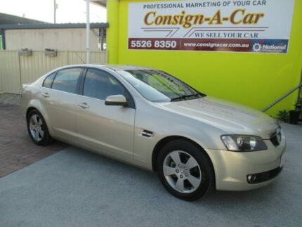 2007 Holden Calais VE Gold 5 Speed Sports Automatic Sedan Bundall Gold Coast City Preview