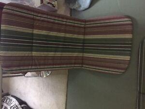 Patio Chair Cushions x2