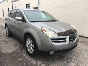 2006 SUBARU TRIBECA LIMITED/ NAVIGATION/LEATHER/SUNROOF...