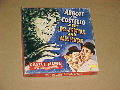 Abbott & Costello Meet Dr. Jekyll and Mr. Hyde 8mm 5