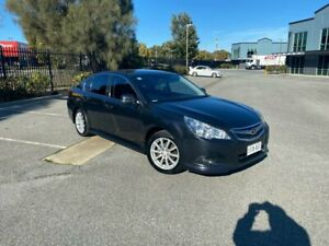 2009 Subaru Liberty B5 MY10 2.5i Lineartronic AWD Premium Grey 6 Speed Constant Variable Sedan Mile End South West Torrens Area Preview