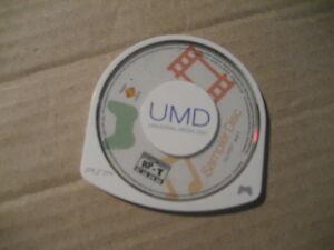 sony psp sampler disc, vol 1, RP-T. $10