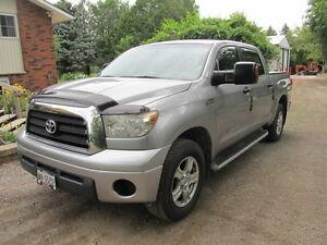 2008 Toyota Tundra Crewmax Pickup Truck SR5
