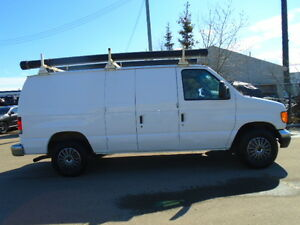 2007 Ford ECONOLINE  E-250SD CARGO-NEW TRANSMISSION AND TIRES