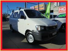 1999 Toyota Townace KR42R SBV White 5 Speed Manual Van Holroyd Parramatta Area Preview