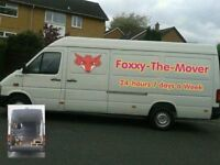 FOXXY THE MOVER MAN & VAN From £20