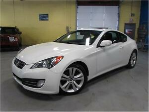 2012 Hyundai Genesis Coupe GT 3.8L /AUTOMATIC/ LEATHER/ SUNR