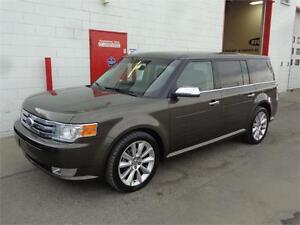 2011 Ford Flex Limited AWD ~ Accident free ~ Nav ~ $14,500