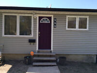 Upstairs of house for Rent, 3 Bedroom, Pet Friendly