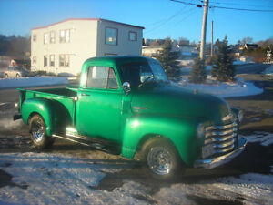 1953 Chevy Half ton-Reduced from $22,000