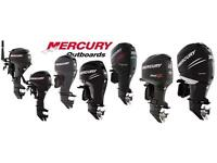 HUGE CLEARANCE ON MERCURY OUTBOARD MOTORS
