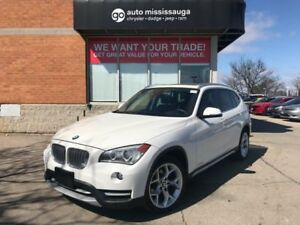 2014 BMW X1 xDrive28i | AWD| Panoramic Roof| Heated Steering W