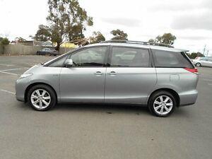 2011 Toyota Tarago GSR50R MY09 GLX V6 Grey 6 Speed Automatic Wagon Maidstone Maribyrnong Area Preview