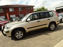 2009 Nissan X-Trail T31 ST (4x4) Gold 6 Speed CVT Auto Sequential Wagon Sylvania Sutherland Area Preview