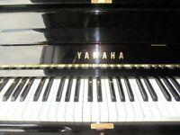 upright piano by yamaha u1 model