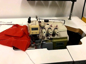 Goldex industrial serger