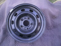 "Dodge/Chrysler/Ford  17"" Spare Wheel  Rim"