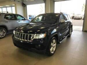 2012 Jeep Grand Cherokee Overland *Pano Roof* *Nav* *Fully Loade